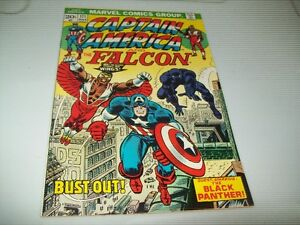 """Captain America & The Falcon"" #171 March 1974 Comic High Grade"