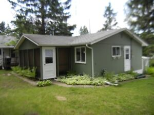 Clear Lake,  Wasagaming, Riding Mountain National,CABIN FOR RENT