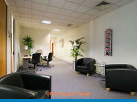 Fully Furnished - ( FRIMLEY ROAD -GU16) Office Space to Let in Camberley