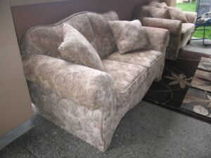 Couches for sale  two matching love couches