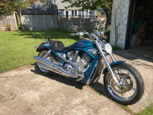 2005 Harley-Davidson VROD Screamin' Eagle