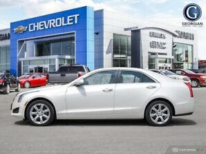 2014 Cadillac ATS Sedan Luxury AWD