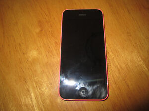 Iphone 5C 32gb locked to Telus, Screen and home button issue