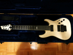 Schecter Blackjack ATX C7 fr w/ upgrades