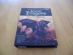 HOW TO DRAW DRAGONS AND OTHER FANTASY CREATURES Windsor Region Ontario image 1