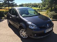 Renault Clio 1.2 TCe 16v Dynamique S 3dr Grey Smooth Drive