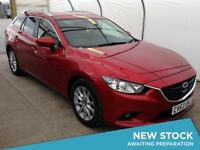 2013 MAZDA 6 2.2d SE L Nav Sat Nav GBP20 Tax Bluetooth 1 Owner