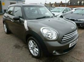 image for 2014 MINI Countryman COOPER D AUTOMATIC Hatchback Diesel Automatic