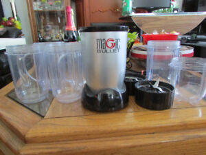 Magic bullet lightly used for sale $20