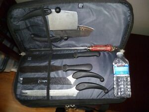 Professional Knife Carrying case for Chef's