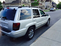2004 Jeep Grand Cherokee Limited -$1100