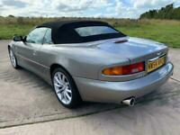 2004 Aston Martin DB7 5.9 Volante 2dr Auto Convertible Petrol Automatic