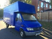 Mercedes-Benz SPRINTER 310 D LARGE LUTON LWB 2900 TURBO DIESEL