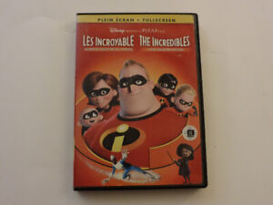 Les Incroyable - The Incredibles