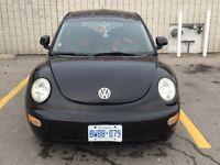 1998 New Beetle Black