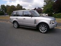 Land Rover Range Rover 3.0 TD6 SE (aluminium/silver) 2003