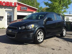 2015 Chevrolet Sonic LT Berline
