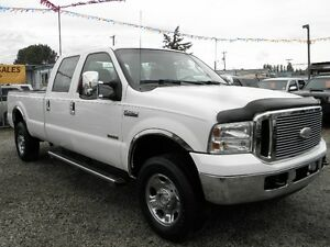 2006 Ford F-350 Super Duty XLT Diesel Crew Cab 4x4 Long Box