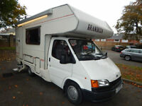 CI Granduca , 1994, 4 Berth, Left Hand Drive, Ford 2.5D, 5 speed Manual