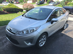 2011 Ford Fiesta SEL Sedan - Excellent Condition