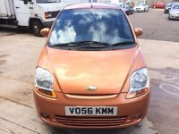 CHEVROLET MATIZ 1.0 PETROL VERY LOW MILEAGE £999