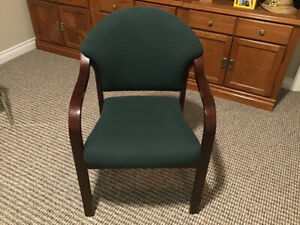 Delux office reception chairs.