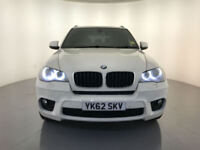 2012 62 BMW X5 XDRIVE30D M SPORT AUTO DIESEL 7 SEATS SERVICE HISTORY FINANCE PX