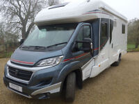 Auto Trail Delaware Island Bed 4 Berth Low Profile 150BHP Leather, Media Pack