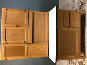 Baker kitchen cabinet