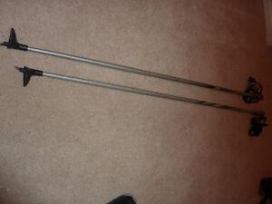 XC ski poles