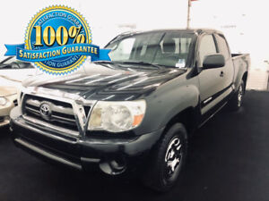 Best Bang 4 Your TruckBuck~Tacoma 4 Cyl Auto~ 2 Yr Wtty & MVI