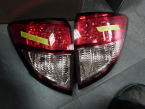 Tail Lamps HRV EX