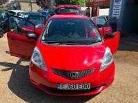 2010 Honda Jazz 1.2 i-VTEC SE 5dr ONLY 40 K FROM NEW F.S.H. HATCHBACK Petrol Man
