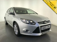 2014 FORD FOCUS TITANIUM TDCI DIESEL DIGITAL RADIO CLIMATE CONTROL BLUETOOTH