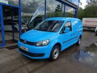 2015 Volkswagen Caddy Maxi Maxi 1.6 TDI 102PS Startline LWB PANEL VAN Diesel Man