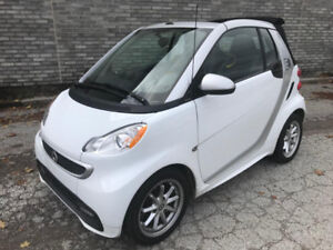 2014 Smart For two ELECTRIC Convertible  FINANCING AVAILABLE