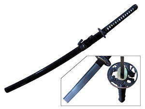 Hand Forged and Folded Steel Kiryoku Katana Samurai Sword