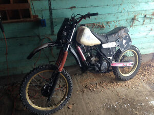 1982 Yamaha yz125 for sale or trade