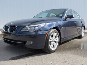 2010 BMW 528i x-Drive LOW KM!!!
