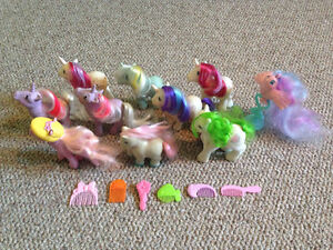1980s My Little Pony Collection