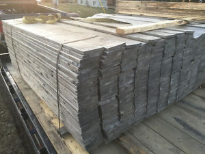 6 foot 1x6 fence boards
