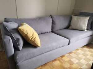 Beautiful Serviced Lucy Sofa Couch