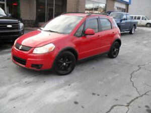 2008 SUZUKI S X 4   ALL WHEEL DRIVE AUTOMATIC