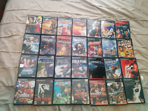 Ps2 games!