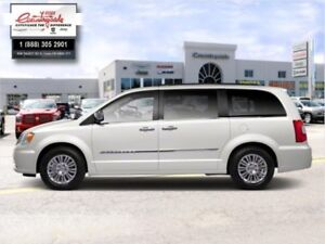 2011 Chrysler Town  Country Limited  - Leather Seats