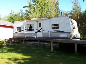 2006/2007 Salem Travel Trailer For Sale