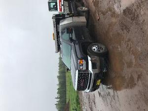 2016 Chevrolet C/K Pickup 3500 grey Pickup Truck