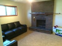 Newly Renovated and FULLY FURNISHED Basement Suite in Cochrane