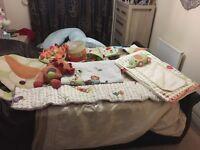 Jamboree mamas & papas nursery range