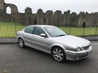 2004 (54) Jaguar X-TYPE 2.5 V6 auto SE ** Awd ** 2019 Mot ** Auto **Cheap Car